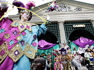 WEEK AHEAD: Mardi Gras Boosts New Orleans