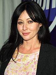 Shannen Doherty Crashes in Malibu