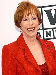 Carol Burnett Hooks Up with Housewives