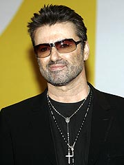 George Michael Questioned Over Car Crash