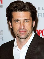Patrick Dempsey Soaps Up with Costars