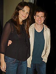 Tom & Katie Given 'Most Tiresome' Razzie | Katie Holmes, Tom Cruise