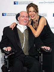 Christopher Reeve's Kids Carry on Dad's Fight