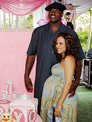 Shaquille O'Neal, Wife Expecting a Girl | Shaquille O'Neal