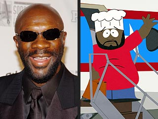 Skewered Chef Killed Off on South Park | Isaac Hayes