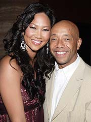 Russell Simmons Okay with Kimora & Djimon | Kimora Lee Simmons, Russell Simmons