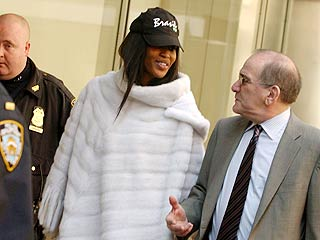 Naomi Campbell Charged with Assault| Naomi Campbell