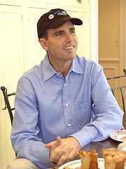 ABC News's Bob Woodruff Goes Home
