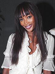 Naomi Campbell Arrested at London Airport | Naomi Campbell