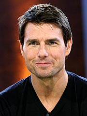 Tom Cruise Finds a New Movie Partner