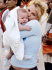 Britney&#39;s Baby: &#39;Doing Fine&#39;| Britney Spears