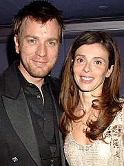 Ewan McGregor Adopts a Daughter