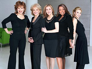 Meredith Vieira Signs Off The View| Meredith Vieira, The View
