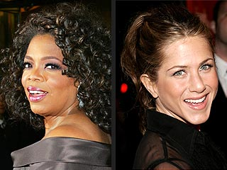 Oprah: I'm Not Hosting a Jen-Vince Wedding
