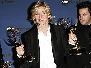 Ellen DeGeneres Tops Daytime Emmys | Ellen DeGeneres