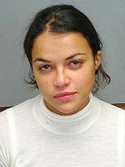 Lost's Michelle Rodriguez Goes to Jail