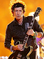 Keith Richards Recovered, Ready to Tour | Keith Richards