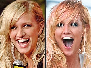 Ashlee Laughs Off Nose Job Talk| I Am Me, Ashlee Simpson
