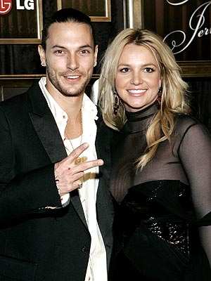Britney Spears: Yes, Sir, I'm Pregnant | Britney Spears, Kevin Federline