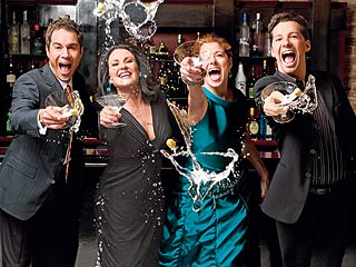 Will & Grace&#39;s Last Laugh