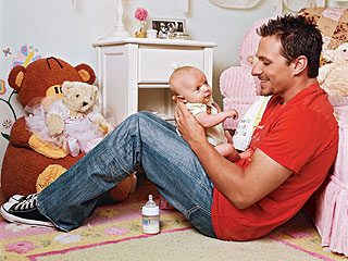 Drew Lachey Gets in Step with Fatherhood