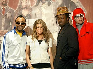VIDEO: Black Eyed Peas Hosting 'Phunky' Super Bowl Bash | Black Eyed Peas