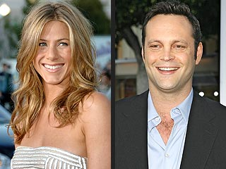 Lucky Break for Jennifer Aniston, Vince Vaughn