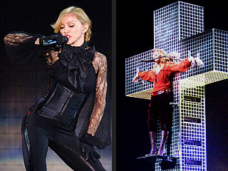 Madonna Draws Ire of Religious Leaders