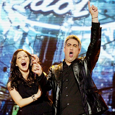HE'S NO. 1! photo | Katharine McPhee, Taylor Hicks