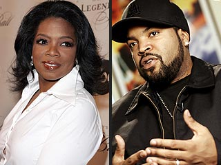 Rappers Join in Chorus Against Oprah | Ice Cube, Oprah Winfrey