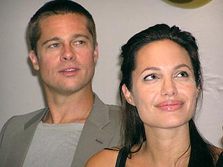 Brad Pitt & Angelina Jolie: No Wedding Plans