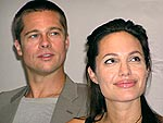 Brad & Angelina: $100K to Daniel Pearl Charity | Angelina Jolie, Brad Pitt