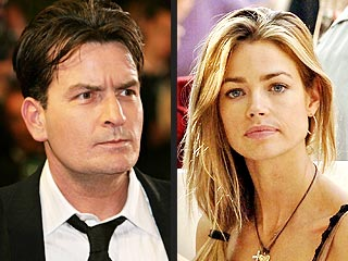 Denise Richards: Charlie Sheen and I Are Not in the Best Place | Charlie Sheen, Denise Richards