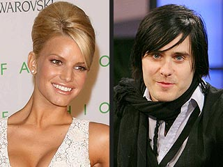 Jessica & Jared: Spring Fling? | Jared Leto, Jessica Simpson