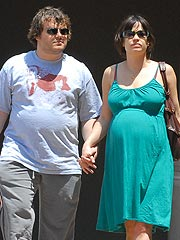 It's a Boy for Jack Black, Wife| Birth, Jack Black