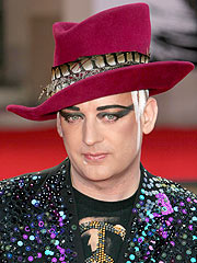Boy George Returns Stolen Art | Boy George