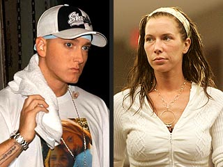 Eminem & Ex-Wife Agree to Cool Bad Talk | Eminem, Kim Mathers
