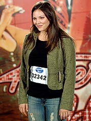 Katharine McPhee audition