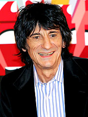 Rolling Stone Ron Wood Checks into Rehab | Ron Wood