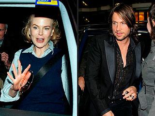 Nicole Kidman's Pre-Wedding Plan: 'Sleep'