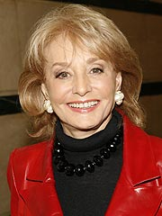 Wanted: Friends for Barbara Walters's MySpace Page