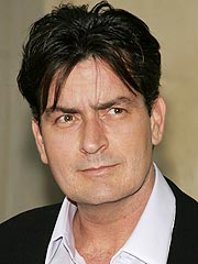 Charlie Sheen Says He's Glad Denise Richards Is Dating Richie Sambora