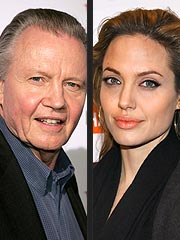 Jolie's Dad: 'I Haven't Seen Shiloh' | Angelina Jolie, Jon Voight