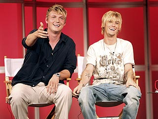 Nick, Aaron Carter Get in Fistfight | Aaron Carter, Nick Carter