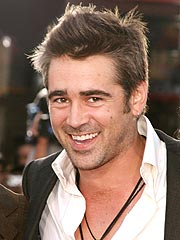 Colin Farrell's Charitable Donation