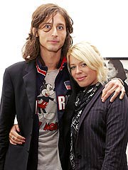 Twins for Strokes Guitarist & New Wife | Amanda De Cadenet, Nick Valensi