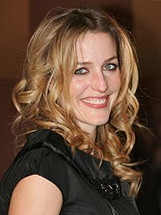 Gillian Anderson Is Expecting