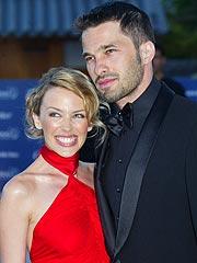 Kylie Minogue & Olivier Martinez Split