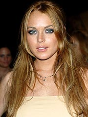 Lindsay Lohan Launches a Drama-Free 2010