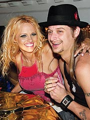 Pam Anderson & Kid Rock to Wed 'A Few' Times